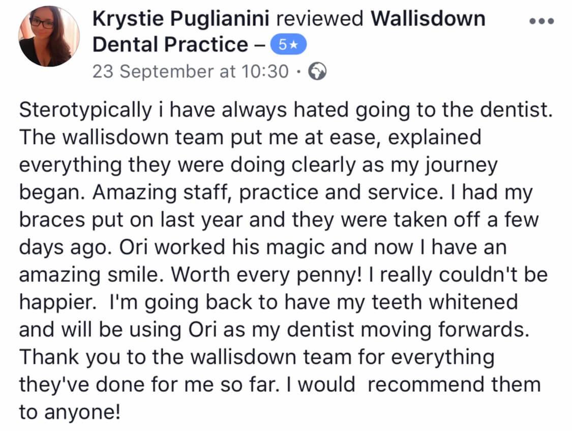 Wallisdown Dental Practice Reviews 3