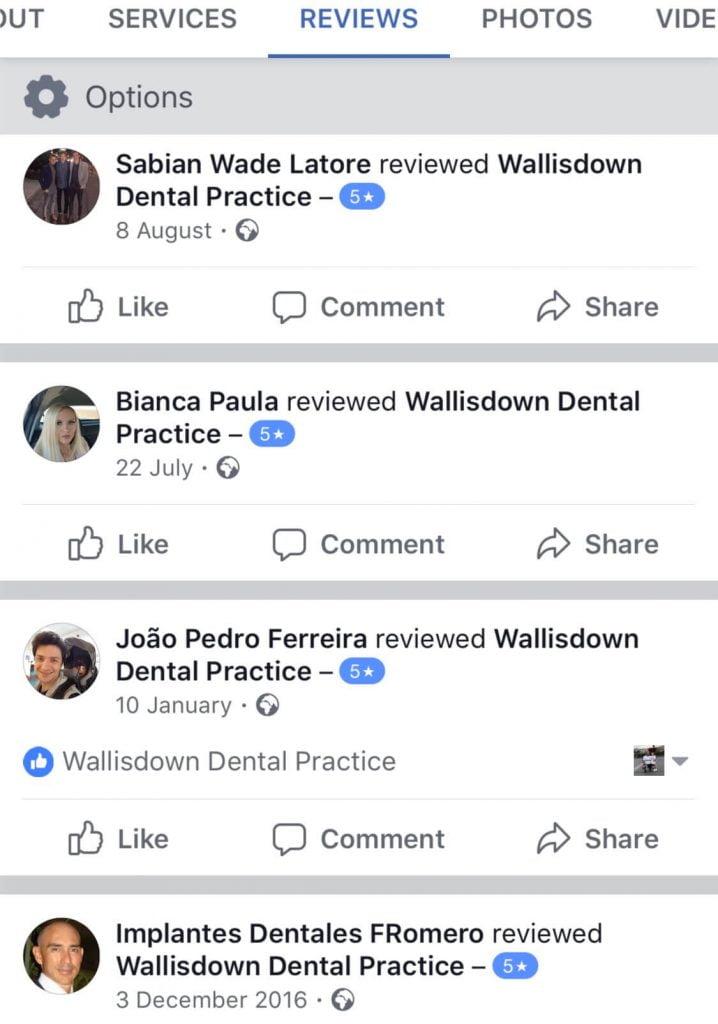 Wallisdown Dental Practice Reviews 4 718x1024