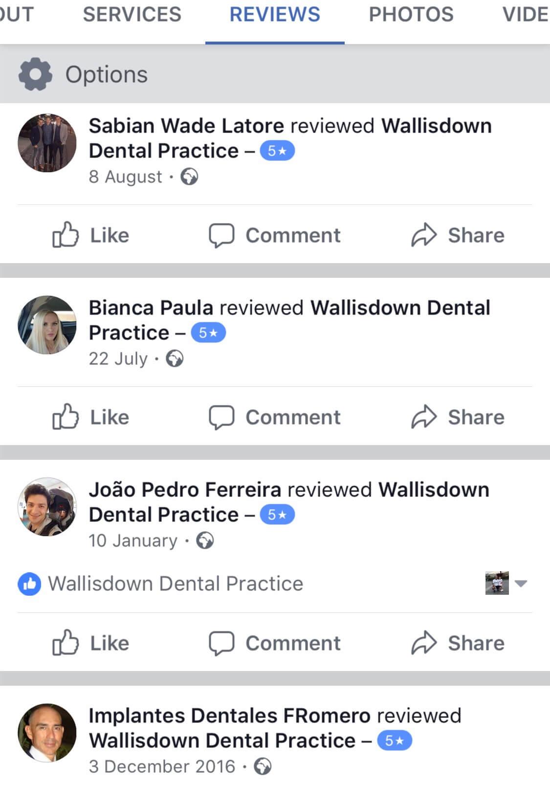 Wallisdown Dental Practice Reviews 4