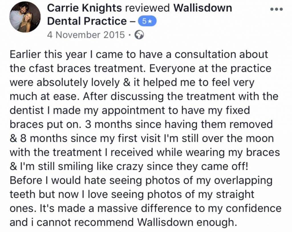 Wallisdown Dental Practice Reviews 5 1024x815