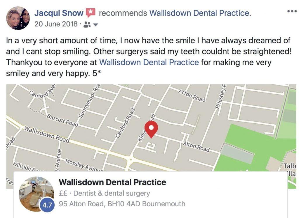 Wallisdown Dental Practice Reviews 55 1024x749